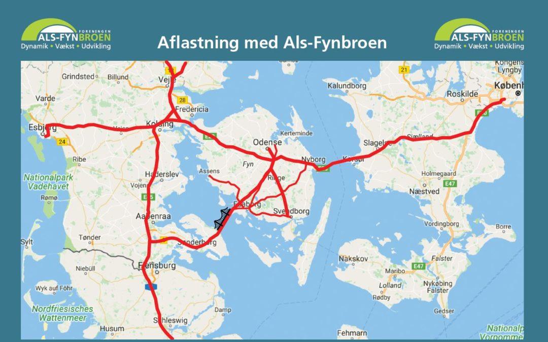 Aflastning med Als-Fynbroen