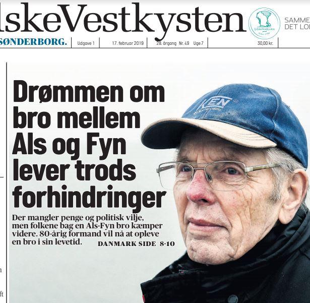 Jydske Vestkysten 17. febr. 2019