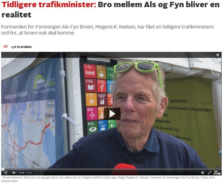 TV2 FYN på Folkemødet