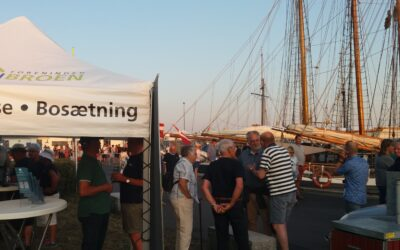 Sommer 2019. Foreningen møder borgerne