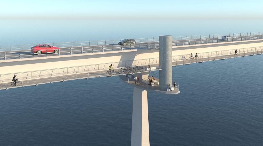 Als-Fyn Broen kunne blive verdens længste cykelbro